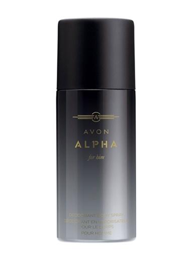 Avon Alpha Erkek Deodorant 75 Ml Renksiz